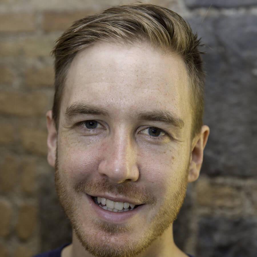 Séamus Kenny - Munster Retreats Team Coordinator